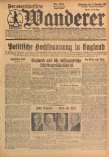 Der Oberschlesische Wanderer, 1927, Jg. 100, Nr. 265