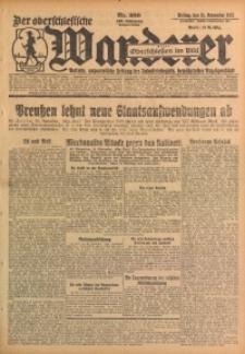 Der Oberschlesische Wanderer, 1927, Jg. 100, Nr. 266