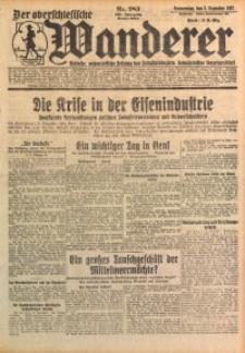 Der Oberschlesische Wanderer, 1927, Jg. 100, Nr. 283