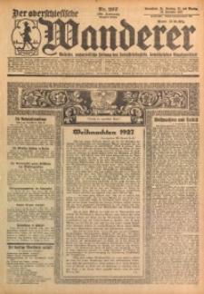 Der Oberschlesische Wanderer, 1927, Jg. 100, Nr. 297