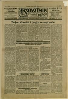"""Artykuł Józefa Macheja """"Sejm Śląski i jego wrogowie"""""""