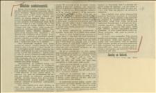 Artykuł o działalności inspektorów pracy po 1910 r.