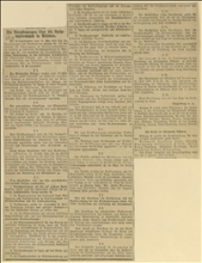 Tekst rozporządzenia Ministra Spraw Wewnętrznych Nr 175 z dnia 19.05.1918 r.