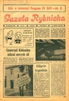 Gazeta Rybnicka, 1991, nr 21, (21)