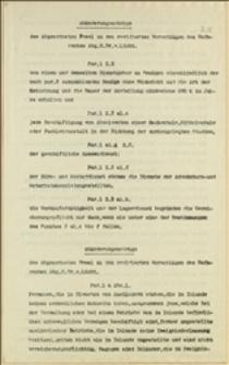 Abänderungsanträge des Abgeordneten Fresl zu den revidierten Vorschlägen des Referenten Abg. H. Dr. v. Licht