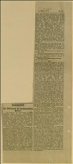 """Wycinki z """"Arbeiter Zeitung"""", Nr 43, Wiedeń, 14.02.1912 r."""