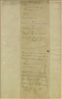 Notatki z obrad Komisji Parlamentarnej w dniu 10.05.1912 r. dotyczące długości dnia roboczego