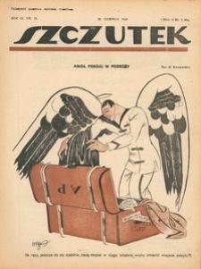 Szczutek, 1920, R. 3, nr 35