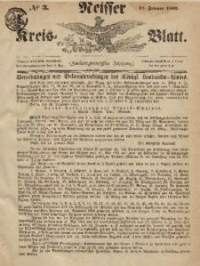 Neisser Kreis-Blatt, 1863, Jg. 22, nr3
