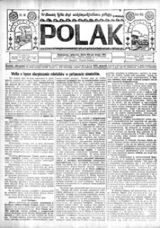 Polak, 1911, R. 7, nr 61