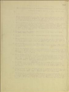 """""""Porządek dzienny 335 posiedzenia Sejmu Ustawodawczego Rzeczypospolitej Polskiej w dniu 05.08.1922 r. ..."""""""