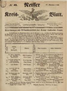 Neisser Kreis-Blatt, 1863, Jg. 22, nr42