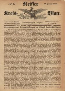 Neisser Kreis-Blatt, 1864, Jg. 23, nr5