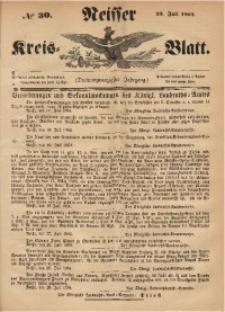 Neisser Kreis-Blatt, 1864, Jg. 23, nr30