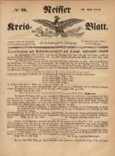 Neisser Kreis-Blatt, 1864, Jg. 23, nr31
