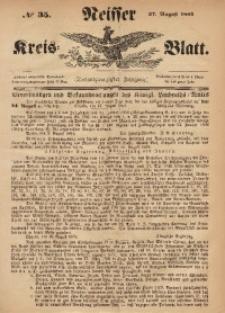 Neisser Kreis-Blatt, 1864, Jg. 23, nr35