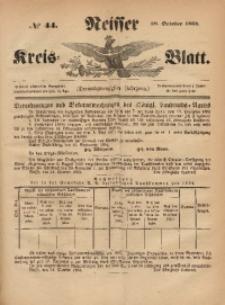 Neisser Kreis-Blatt, 1864, Jg. 23, nr44