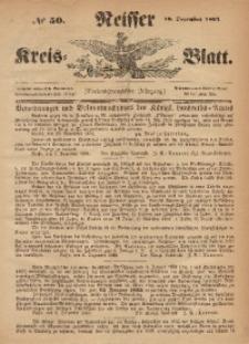 Neisser Kreis-Blatt, 1864, Jg. 23, nr50