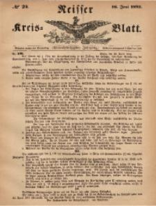 Neisser Kreis-Blatt, 1892, Jg. 51, nr24