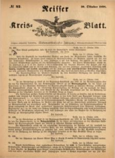 Neisser Kreis-Blatt, 1898, Jg. 57, nr42