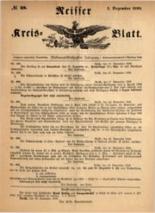 Neisser Kreis-Blatt, 1898, Jg. 57, nr48