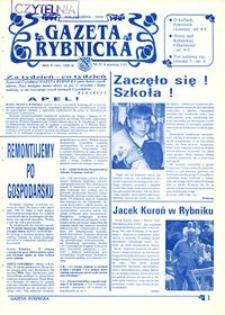 Gazeta Rybnicka, 1991, nr 37 (37)