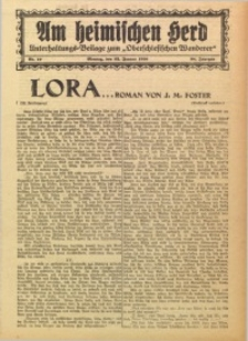 Am Heimischen Herd, 1926, Jg. 98, Nr. 19