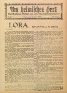 Am Heimischen Herd, 1926, Jg. 98, Nr. 20