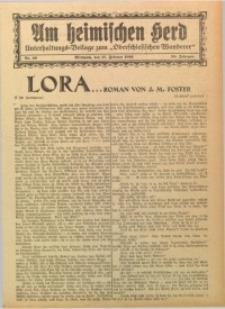 Am Heimischen Herd, 1926, Jg. 98, Nr. 39