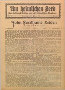 Am Heimischen Herd, 1926, Jg. 98, Nr. 46