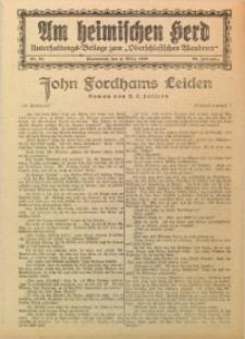 Am Heimischen Herd, 1926, Jg. 98, Nr. 54
