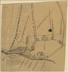 Plan parceli Domu Zdrowia i sierocińca w Bystrej