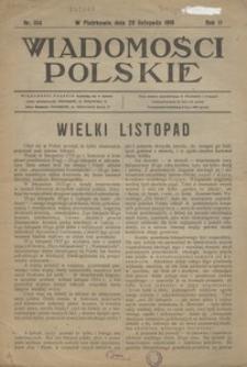 Wiadomości Polskie, 1916, R. 2, nr 104