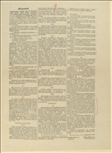Protokół z posiedzenia wydziału Grupy II Stowarzyszenia Kopalń Morawsko-Ostrawskiego Okręgu Górniczego odbywającego się 2 października 1912 roku w Morawskiej Ostrawie