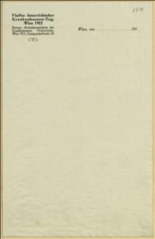 Papier listowy z nadrukiem firmowym oraz koperta