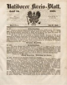 Ratiborer Kreis-Blatt, 1865, Stück 24