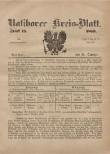 Ratiborer Kreis-Blatt, 1869, Stück 41