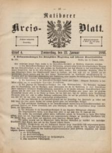 Ratiborer Kreis-Blatt, 1880, Stück 4
