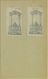 Kupony ze zbiórki ulicznej na żołnierzy - 11.12.1919 r.