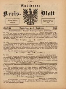 Ratiborer Kreis-Blatt, 1886, Stück 36