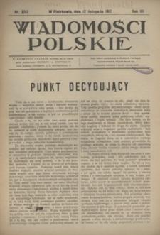 Wiadomości Polskie, 1917, R. 3, nr 153