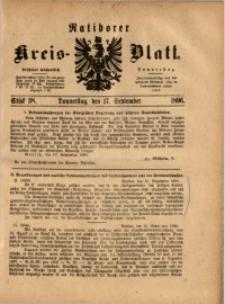 Ratiborer Kreis-Blatt, 1896, Stück 38