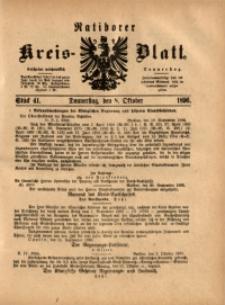 Ratiborer Kreis-Blatt, 1896, Stück 41