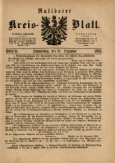 Ratiborer Kreis-Blatt, 1899, Stück 51