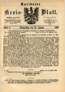 Ratiborer Kreis-Blatt, 1902, Stück 4
