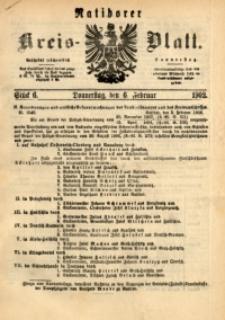 Ratiborer Kreis-Blatt, 1902, Stück 6