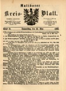 Ratiborer Kreis-Blatt, 1902, Stück 21