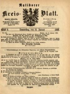 Ratiborer Kreis-Blatt, 1903, Stück 3