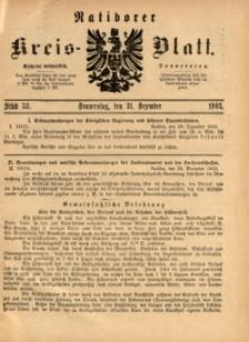 Ratiborer Kreis-Blatt, 1903, Stück 53