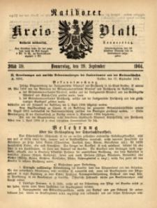 Ratiborer Kreis-Blatt, 1904, Stück 39